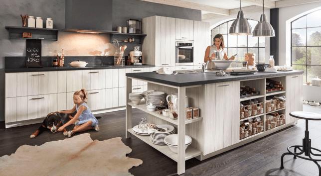 Günstige einbauküchen wien  Preiswerte Küchen mit E-Geräten - Wo gibt es günstige Einbauküchen ...