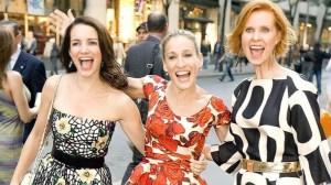 Сексът и градът и просто така, HBO Max и платформа, обяснени за отсъствието на Саманта Джоунс