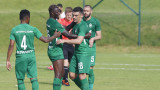 Ludogorets defeated LASK (Linz) with 3: 0 in control