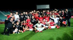 ЦСКА изигра 100 мача в Европа през 21 век, 1/3 от тях под настоящото ръководство на клуба!