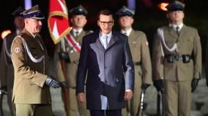 Моравецки: ЕС няма да учи Полша за демокрацията
