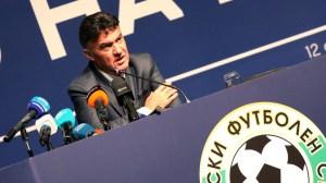 Боби Михайлов призова здравните власти да върнат зрителите на стадионите