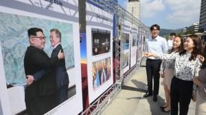 Южна и Северна Корея възстановяват комуникационните канали