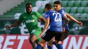 Лудогорец победи Черно море с 2: 0 в мача от лигата на efbet