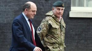Британски главнокомандващ: в Черно море може да избухне мащабна война