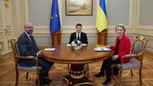 Брюксел увери Украйна: ЕС се опитва да гарантира доставките на газ за страната