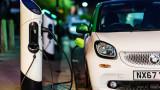 В Япония липсват електрически превозни средства за броя на зарядните станции, на които е домакин