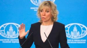 Захарова е объркана, че ако САЩ ударят, те знаят къде е ИДИЛ.