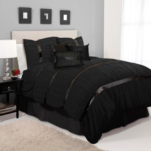 Black Bedding Sets - WebNuggetz.com | WebNuggetz.com