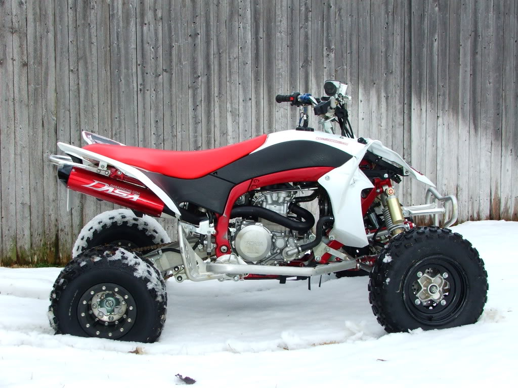 yfz 450 performance exhausts for sale