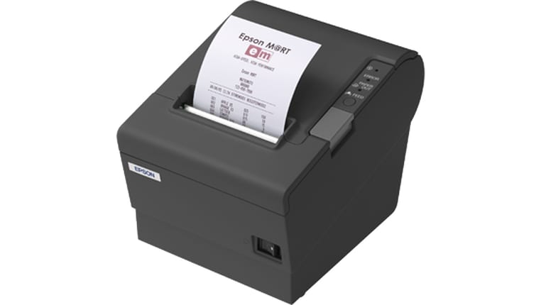 Epson Tm T88iv Restick 58mm Thermal Receipt Printer