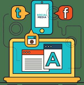 social media management company in delhi