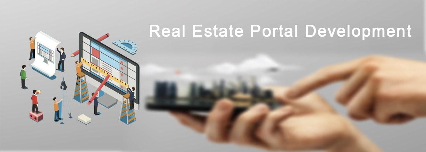 Real Estate website designer delhi