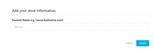 Add domain name for signature hash