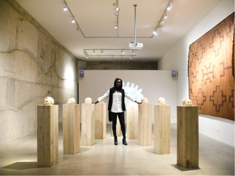 Rabi Diop - Ebano Gallery