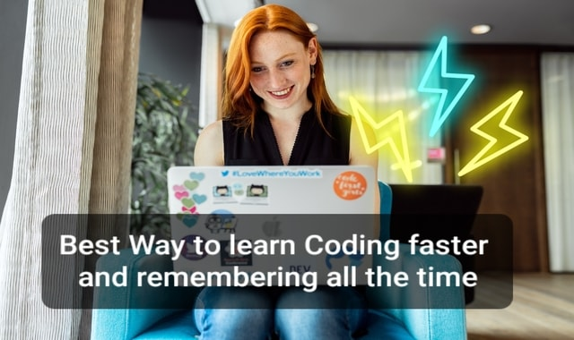 Best way to learn coding faster