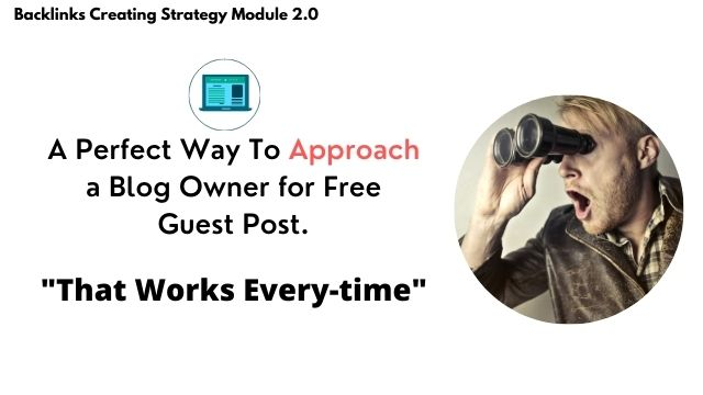 Best way to approach a blog owner for guest posting