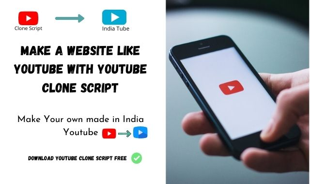 Youtube Clone Script