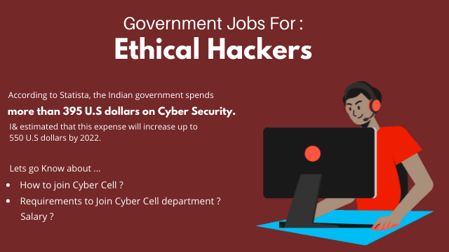 Government Jobs For Ethical Hacker 2021
