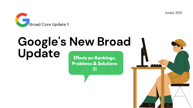 New Google Update ( Effects, Problems and Solutions)