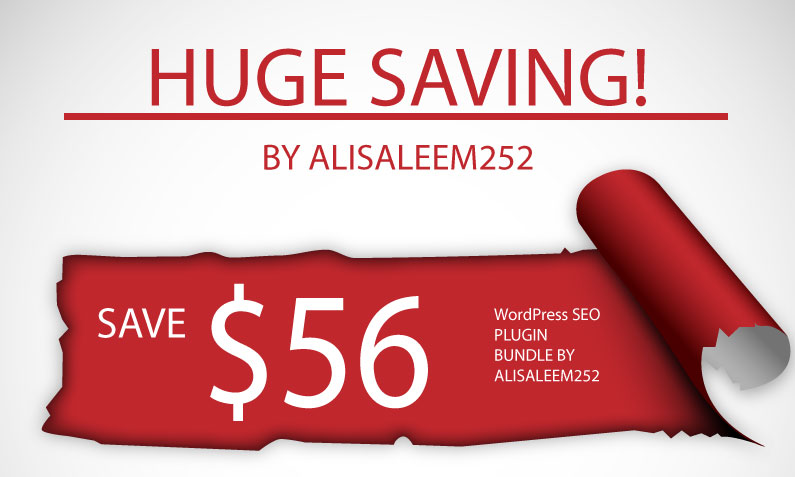 WordPress SEO Plugin Bundle By alisaleem252