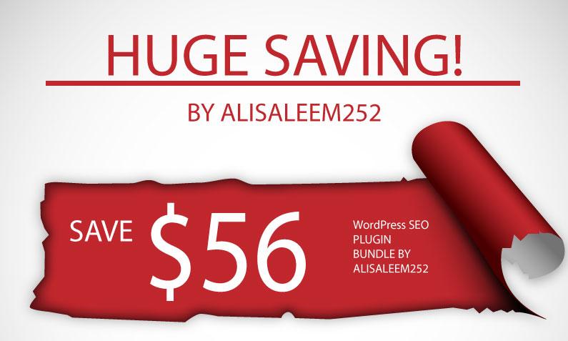WordPress SEO Plugin Bundle By alisaleem252