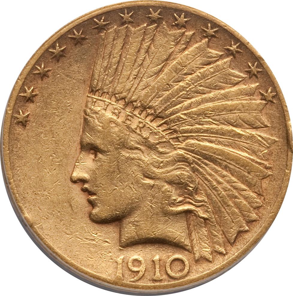 2 Dollar 1907 2 Coin Gold 1