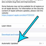 Why Is My iPhone Installing iOS Updates On Its Own?