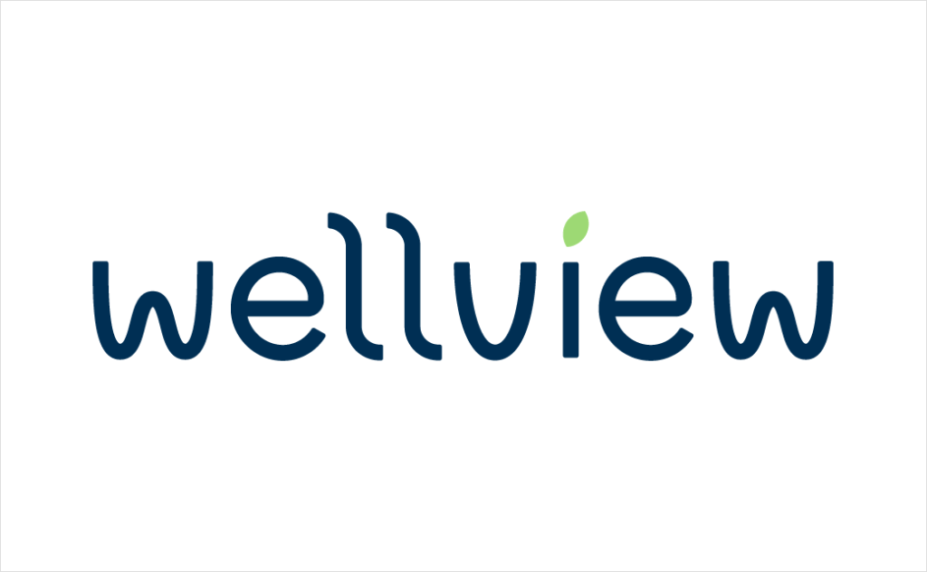 2020-digital-healthcare-company-wellview-new-logo-design Png
