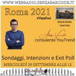 #Roma2021 #VistaFori