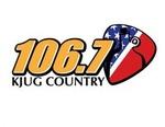 106.7 KJUG Country – KJUG-FM