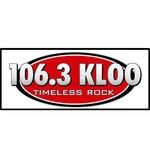 106.3 KLOO – KLOO-FM