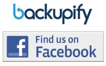 Backupify Facebook
