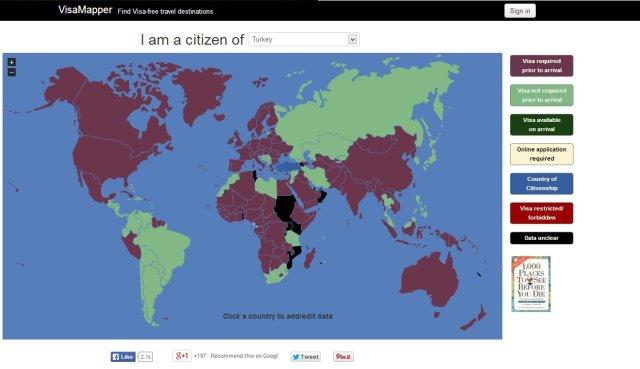 vize-istemeyen-ulkeler-visamapper