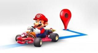 """Google Maps, sevilen oyun karakteri """"Mario""""yu Mario Günü için uygulamaya taşıdı"""