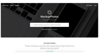 Yüksek kalitede mockup fotoğraflar oluşturan platform: Mockup Photos