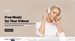 Videolarınız için ücretsiz müzik sağlayan platform: Fugue