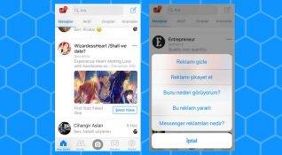Facebook, Messenger'da otomatik oynatılan video reklamları yayına aldı