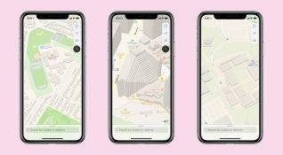 Apple Maps baştan aşağı yenileniyor
