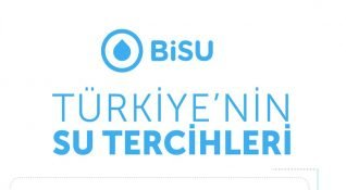 BiSU Türkiye'nin su tercihlerini açıkladı