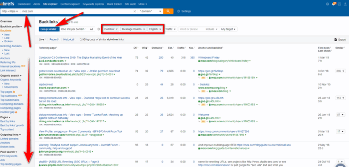 Secrets of Getting Backlinks Without New Content