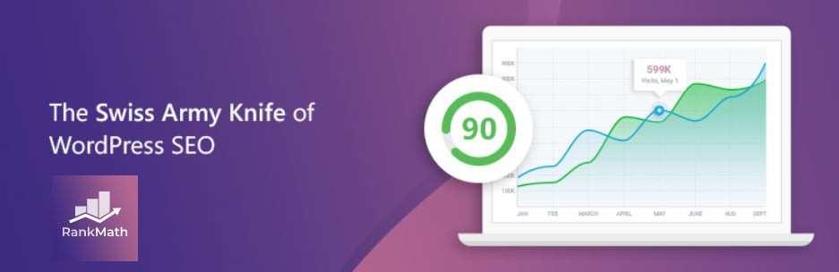 Rank Math Best SEO Plugin For WordPress