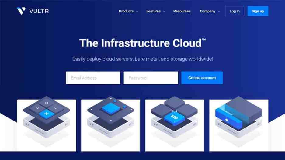 Vultr Best Cloud Hosting Provider