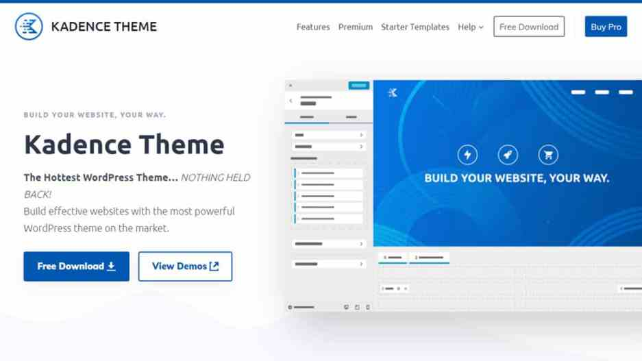 Kadence WordPress Theme