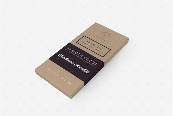 Download 20+ Best Chocolate Packaging Mockup PSD Templates - webrfree