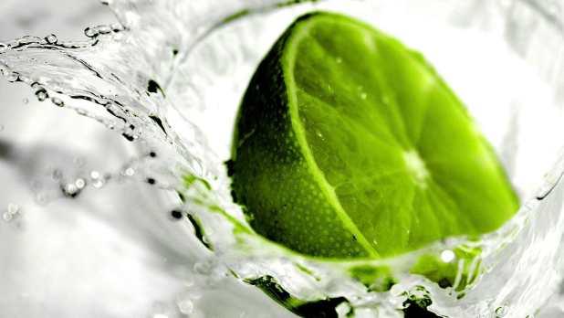 1920 × 1080 Green Lemon Wallpapers Abstract