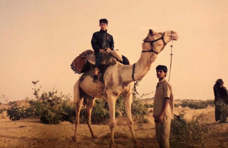 インド放浪 キャメルツアー