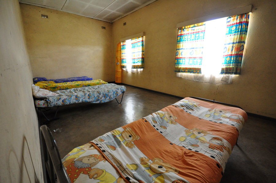Orphanage For Boys At St Augustines Mission