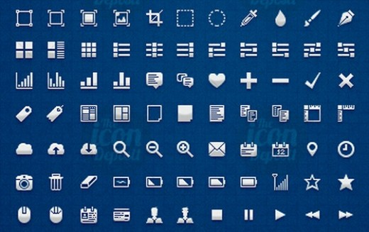 Piksel UI Icon Set