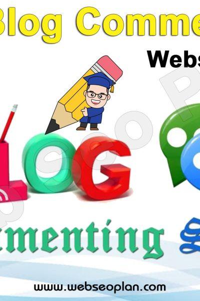 Gov Blog Commenting Sites List
